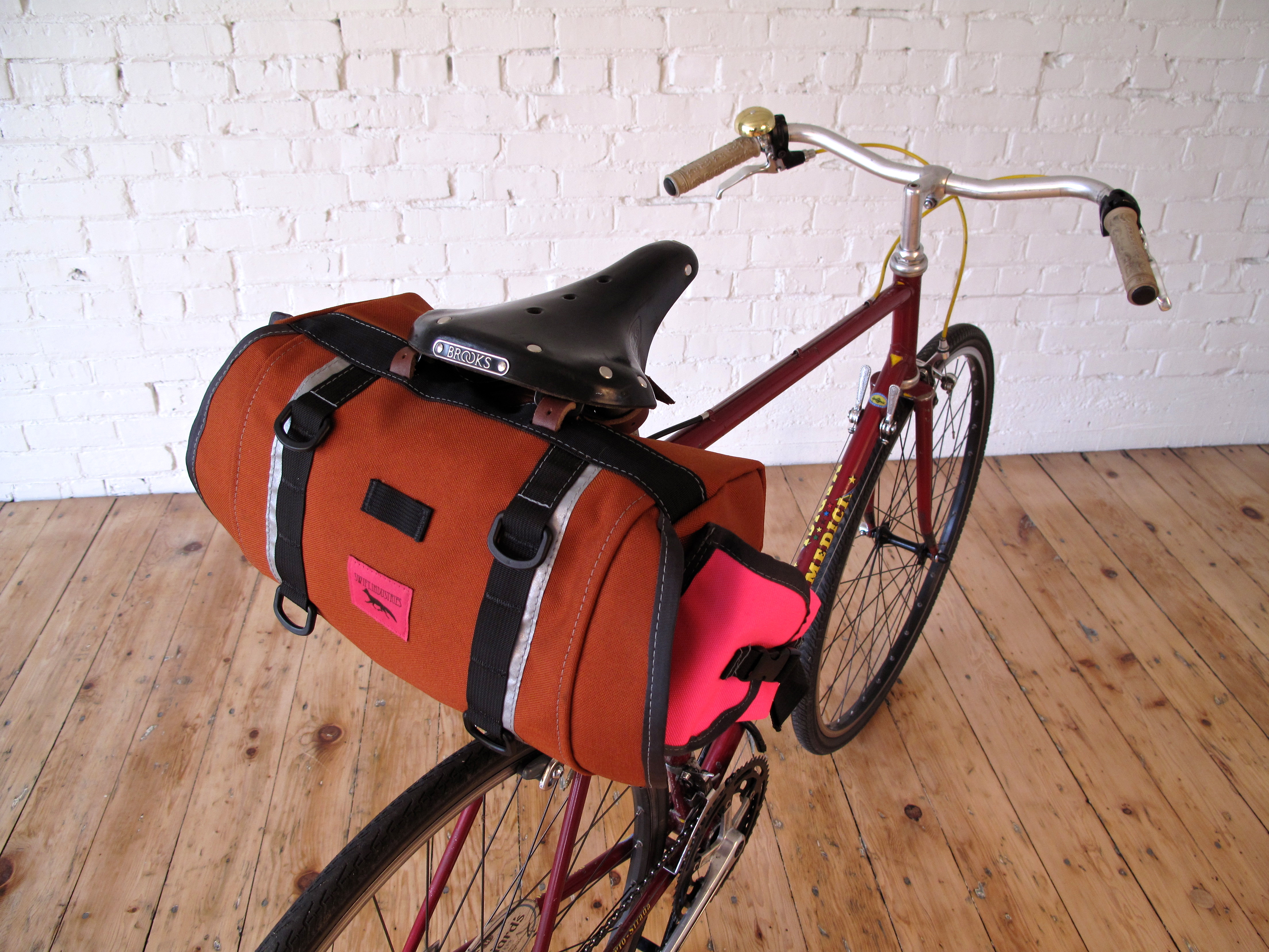 Bicycle Saddle Saddle Bag Bicycles Are