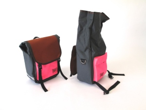 Mini Roll Top Panniers
