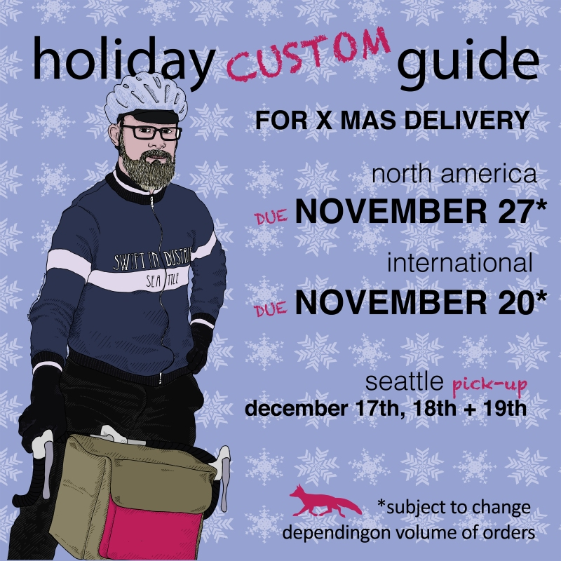 Holiday Custom Guide
